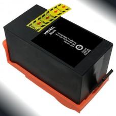Cartuccia compatibile rigenerata garantita d'inchiostro 934 XL Nero