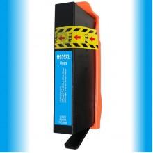 Cartuccia compatibile rigenerata garantita d'inchiostro 935 XL Ciano