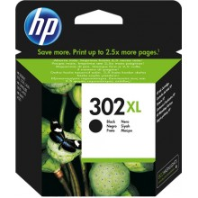 HP Cartuccia d'inchiostro nero F6U68AE 302 Circa 480 Pagine