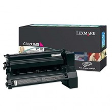 Lexmark originale toner magenta C782X1MG circa 15000 pagine