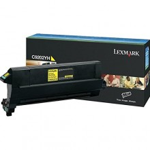 Lexmark originale toner giallo C9202YH circa 14000 pagine