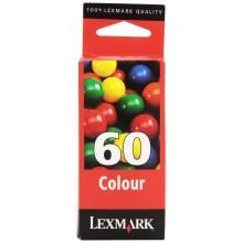 Lexmark originale Cartuccia d'inchiostro colore 17G0060 60 circa 225 pagine
