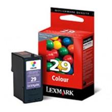 Lexmark originale Cartuccia d'inchiostro colore 18C1429E 29 circa 150 pagine