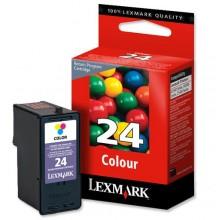 Lexmark originale Cartuccia d'inchiostro colore 18C1524E 24 circa 190 pagine