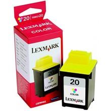 Lexmark originale Cartuccia d'inchiostro colore 15MX120E 20 circa 686 pagine