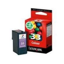 Lexmark originale Cartuccia d'inchiostro colore 18CX033E 33 circa 285 pagine
