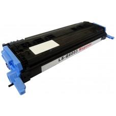 Q6003A 124A  HP / 707 Canon Toner Magenta compatibile rigenerato garantito