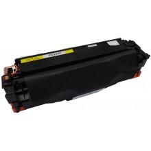 HP-CC532A (304A) Canon 718 / 118 Toner giallo compatibile rigenerato garantito