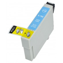 T0795 CL Ciano Light Epson compatibile rigenerato garantito