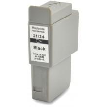 BCI 21-24 bk Canon nero compatibile rigenerato garantito