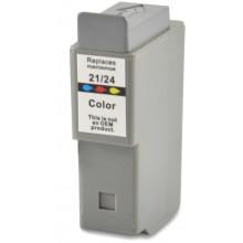 BCI 21-24 Canon tricolore  compatibile rigenerato garantito