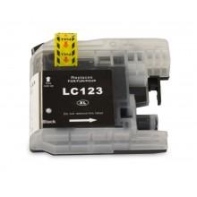 B-LC123 bk nero compatibile rigenerato garantito