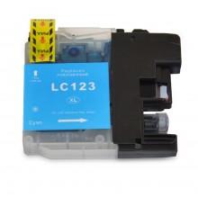 B-LC123 c ciano compatibile rigenerato garantito