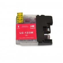 B-LC123 m magenta compatibile rigenerato garantito