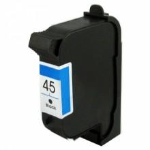 HP 45 Cartuccia nero compatibile rigenerato garantito
