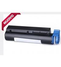 Compatibile rigenerata garantita toner nero 45807102 per Oki B412dn Circa 3000 pagine