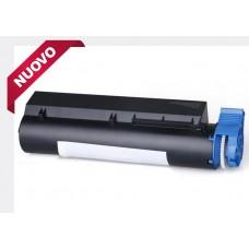 Compatibile rigenerata garantita toner nero 45807106 per Oki B412dn Circa 7000 pagine