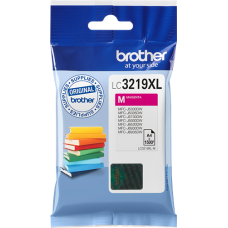 Brother LC-3219XL (LC3219XLM) cartuccia inchiostro magenta