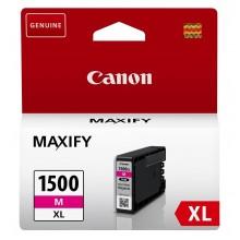 Canon Cartuccia d'inchiostro magenta PGI-1500m XL 9194B001 capacità 780 pagine 12ml