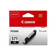 Canon Cartuccia d'inchiostro nero CLI-571bk 0385C001 6.5ml