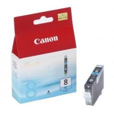 Canon Cartuccia d'inchiostro ciano (foto) CLI-8pc 0624B001 13ml