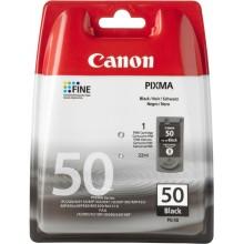 Canon Cartuccia d'inchiostro nero PG-50 0616B001 capacità