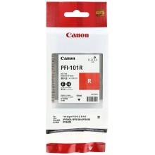 Canon Cartuccia d'inchiostro rosso PFI-101r 0889B001