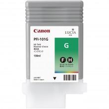 Canon Cartuccia d'inchiostro verde PFI-101g 0890B001