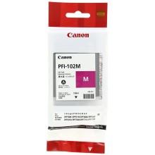 Canon Cartuccia d'inchiostro magenta PFI-102m 0897B001 130ml