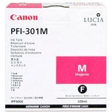 Canon Cartuccia d'inchiostro magenta PFI-301m 1488B001 330ml