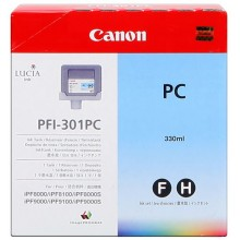 Canon Cartuccia d'inchiostro ciano (foto) PFI-301pc 1490B001 330ml