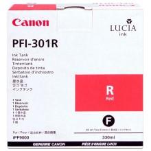 Canon Cartuccia d'inchiostro rosso PFI-301r 1492B001 330ml