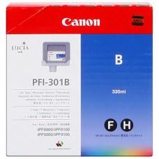 Canon Cartuccia d'inchiostro blu PFI-301b 1494B001 330ml
