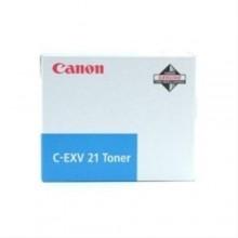Canon toner ciano C-EXV21c 0453B002 capacità 14000 pagine