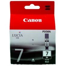 Canon Cartuccia d'inchiostro nero PGI-7bk 2444B001