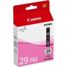 Canon Cartuccia d'inchiostro magenta (foto) PGI-29pm 4877B001 36ml per circa 1.010 foto (formato 10 x 15 cm)