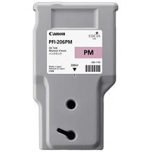 Canon Cartuccia d'inchiostro magenta (foto) PFI-206pm 5308B001AA 300ml