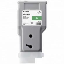Canon Cartuccia d'inchiostro verde PFI-206g 5310B001AA 300ml