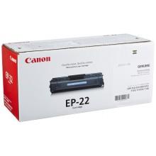 Canon toner nero EP-22 1550A003 capacità 2500 pagine