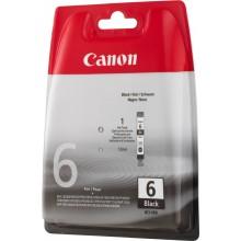 Canon Cartuccia d'inchiostro nero BCI-6bk 4705A002 capacità 280 pagine 13ml