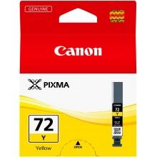 Canon Cartuccia d'inchiostro giallo PGI-72y 6406B001 14ml