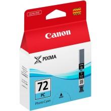 Canon Cartuccia d'inchiostro ciano (foto) PGI-72pc 6407B001 14ml