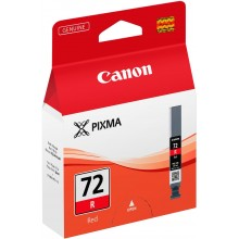 Canon Cartuccia d'inchiostro rosso PGI-72r 6410B001 14ml