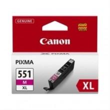 Canon Cartuccia d'inchiostro magenta CLI-551m XL 6445B001 11ml Cartuccie inchiostro