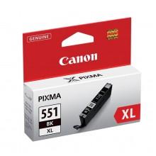 Canon Cartuccia d'inchiostro nero CLI-551bk XL 6443B001 11ml Cartuccie inchiostro