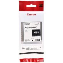 Canon Cartuccia d'inchiostro nero (opaco) PFI-106mbk 6620B001 130ml