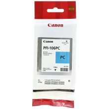 Canon Cartuccia d'inchiostro ciano (foto) PFI-106pc 6625B001 130ml