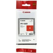 Canon Cartuccia d'inchiostro rosso PFI-106r 6627B001 130ml