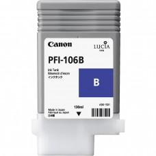 Canon Cartuccia d'inchiostro blu PFI-106b 6629B001 130ml