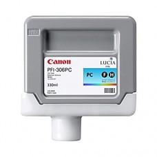 Canon Cartuccia d'inchiostro ciano (foto) PFI-306pc 6661B001 330ml